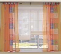 Colorful-curtains